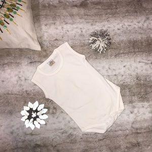 Other - Carlino White Onesie Baby Size 6-12M